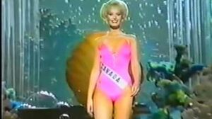Miss Universe 1985 Swimsuit Competition