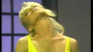 Traci Lords 80s Aerobics