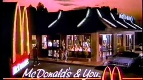 McDonald's and You commercial 1982