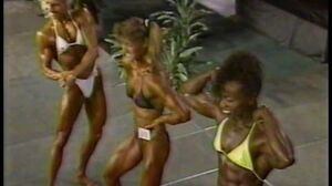 1989 IFBB North American Women's Bodybuilding Championship