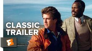 Lethal Weapon 2 (1989) Official Trailer - Mel Gibson, Danny Glover Action Movie HD-0