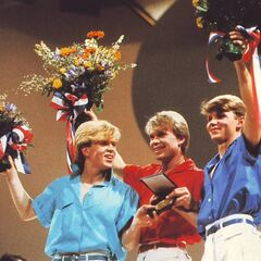 1984 Winner - The Herreys for Sweden.