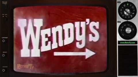 Wendy's - Burger Train (1983)