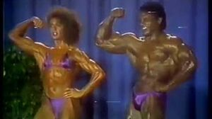 1985 Mixed Pair Bodybuilding