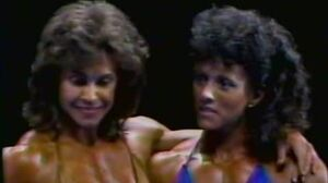 1988 Womens World Bodybuilding Championships