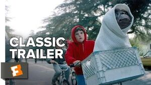 ET The Extra Terrestrial (1982) Official 20th Anniversary Trailer Movie HD