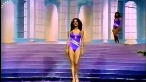 Miss Universe 1983 swimsuit competition