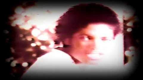 Michael Jackson (I Can't help it) Raw footage (Rare)