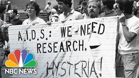 NBC News - First AIDS Patients Diagnosed