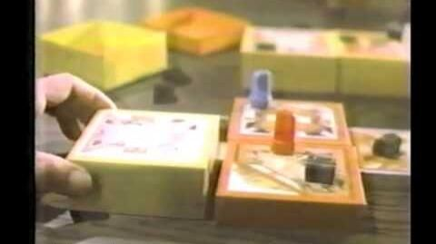 Mystery Mansion Board Game (1984)