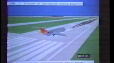 NW FLT 255 Crash