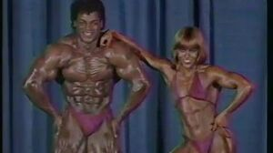 1986 Mixed Pairs World Bodybuilding Championships