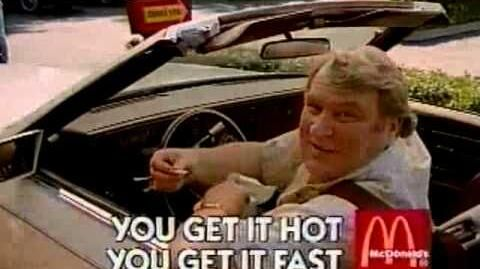 McDonalds - Hot 'N Fast with John Madden 2 of 2 (1986)