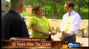 25 years after the crash of flight 255