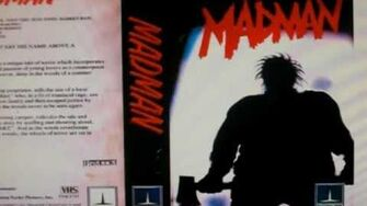 Madman (1982) Horror Review