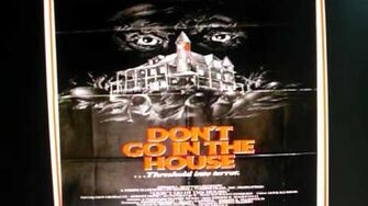 Don't Go In The House (1980) Horror Review