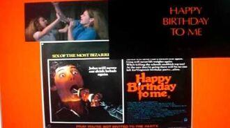 Happy Birthday To Me (1981) Review - ('80s Slasher)