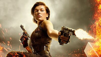 Exclusive Video: Milla Jovovich and Paul W.S. Anderson Talk About the Badass Women of 'Resident Evil'