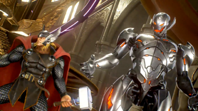 New 'Marvel Vs. Capcom: Infinite' Gameplay Video Has Thor, Chun-Li, Ultron and More in Action