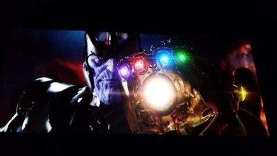 'Avengers Infinity War' Set Photo: Cast Bonds Over Heroic Lunch