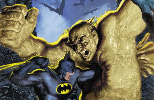 Clayface Batman