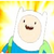 Finn of adventure time
