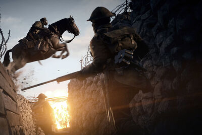 Entrevista: Battlefield 1