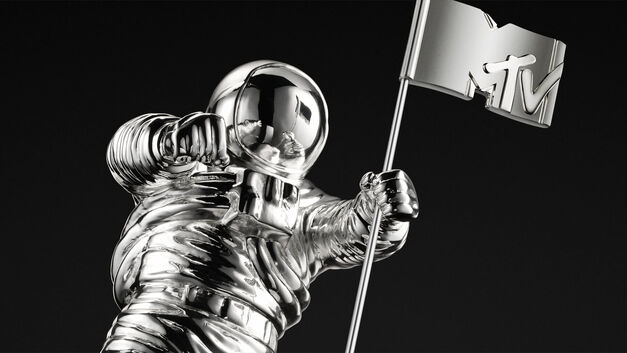 The Video Music Awards Moonman