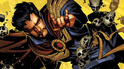 Sorcerer Supreme: Who Is Doctor Strange?