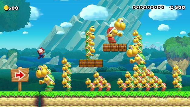 New Super Mario Maker