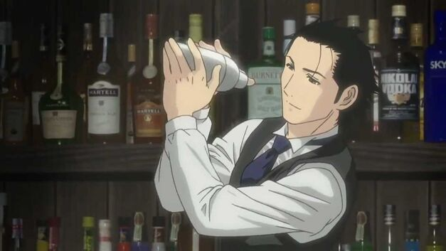 anime not available crunchyroll or other streaming services bartender