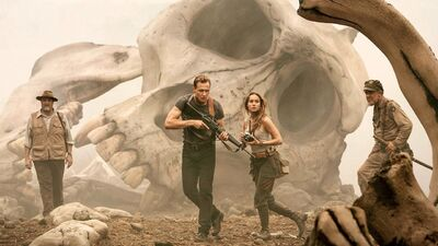 First Look at New 'Kong: Skull Island' Posters