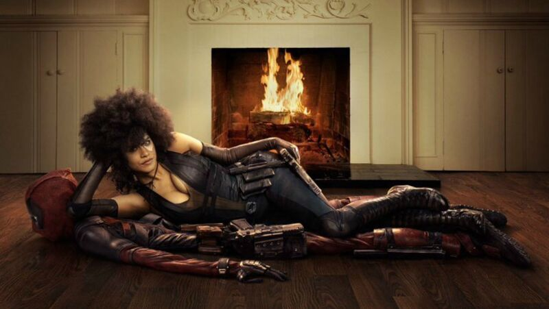 Domino's powers in Deadpool 2