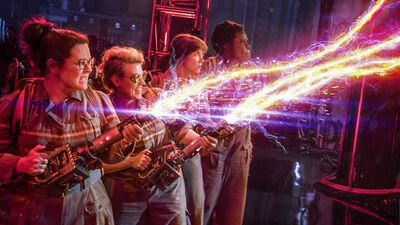 What We'd Love to See in 'Ghostbusters 2'