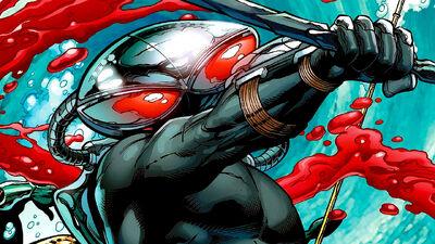 Why You Owe Aquaman's Enemy Black Manta Your Allegiance
