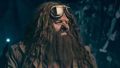 Universal Orlando's Hagrid's Magical Creatures Ride Expands Harry Potter's World