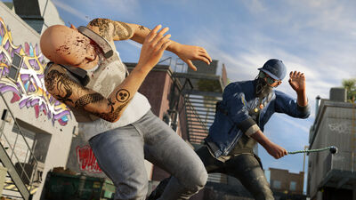 'Watch Dogs 2' - Fandom Plays The First Half Hour
