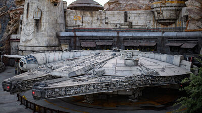 You Can Experience 'Star Wars' in Real Life at Disneyland's 'Galaxy's Edge'