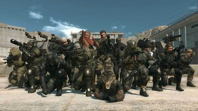 Metal Gear Online Now Available for PC