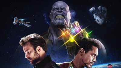 Thanos Wreaks Havoc Throughout Marvel Universe in Full 'Infinity War' Trailer