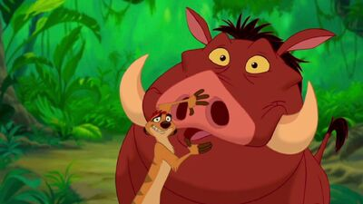 'The Lion King': Why Seth Rogen and Billy Eichner Are Perfect For Timon and Pumbaa