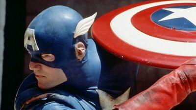 The Forgotten Captain America Movies