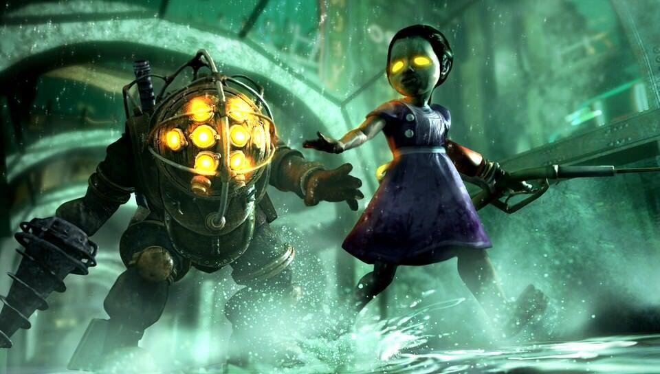 little sister bioshock