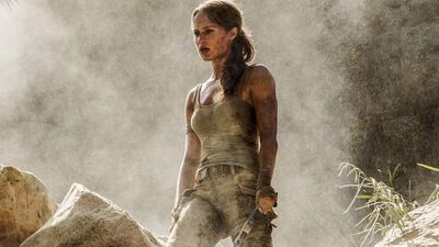 First 'Tomb Raider' Trailer Is a Mixed Bag, But That's Okay