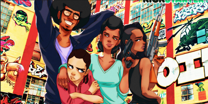 Anime, Hip-Hop, SDCC