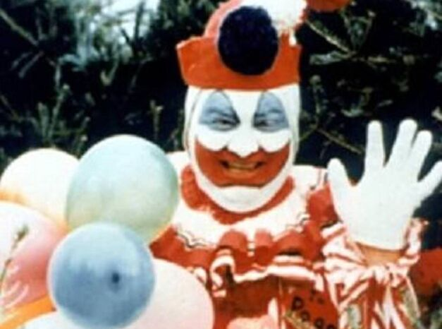 clowns killer pogo john wayne gacy