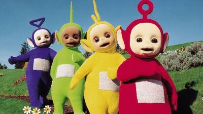 "Teletubbies Dancing to Ed Sheeran's ""Shape of You"" Will Ruin Everything For You"