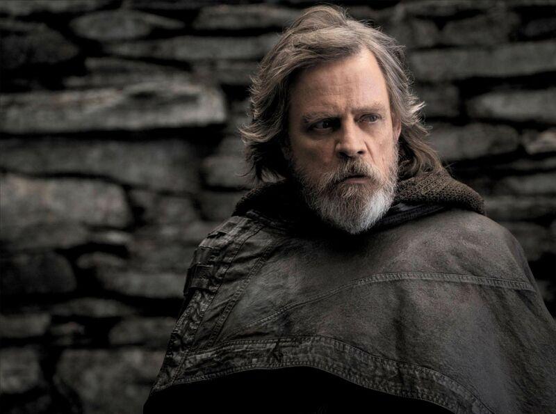 Luke Skywalker Last Jedi
