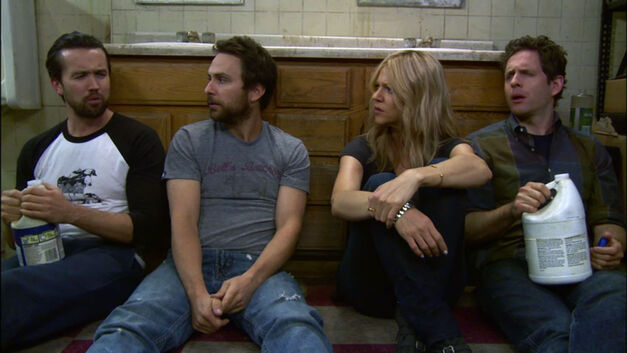 gang-gets-quarantined its always sunny