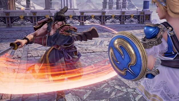 'SoulCalibur VI' Plays Well, But Its Female Character Design Lets it Down
